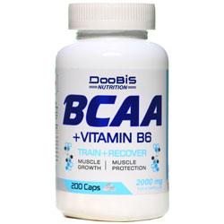 کپسول بی سی ای ای و ویتامین ب6 200 عددی دوبیس