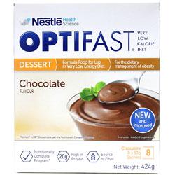 پودر اپتی فست دسر شکلاتی اپتیفست