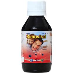 شربت سیموویرال سیمرغ دارو عطار