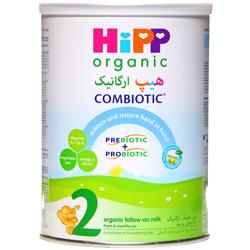 پودر شیر خشک ارگانیک از 6 ماهگی به بعد کمبیوتیک هیپ