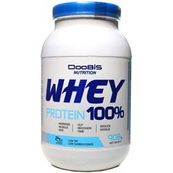 پودر وی پروتئین 100درصد 908 گرم دوبیس