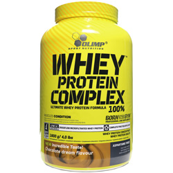پودر پروتئین وی کمپلکس 100% الیمپ