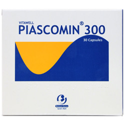 کپسول پیاسکومین 300 ویتاول