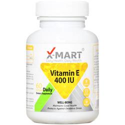 سافت ژل ویتامین ای ایکس مارت 400 واحد