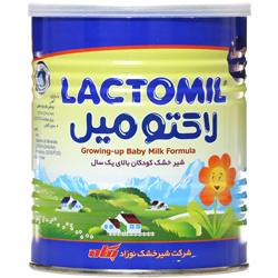پودر شیر خشک کودکان بالای یک سال لاکتومیل