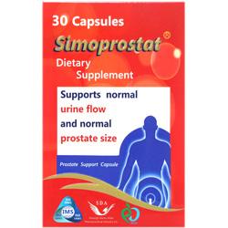 کپسول سیموپروستات سیمرغ دارو عطار