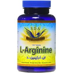 قرص ال آرژنین 1000 میلی گرم سیمرغ دارو عطار