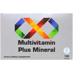 کپسول مولتی ویتامین مینرال داروپخش