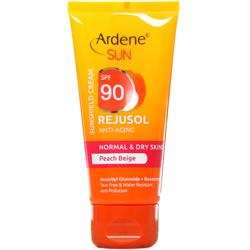 کرم ضد آفتاب رژوسول SPF90 برای پوست های معمولی و خشک آردن