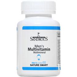 کپسول مولتی ویتامین مخصوص آقایان زیر 50 سال سندروس