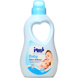 مایع نرم کننده لباس کودک آبی فیروز