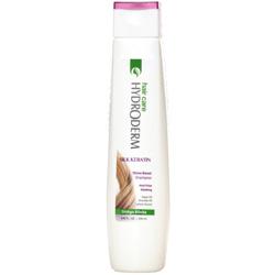 شامپو براق کننده مناسب موهای وزدار حاوی ابریشم و کراتین هیدرودرم