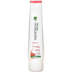 شامپو تثبیت کننده رنگ مو و محافظ موهای رنگ شده حاوی امگا 3 هیدرودرم