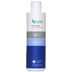 شامپو تقویت کننده حاوی سیستئین و ویتامین ب6 موی خشک وچه