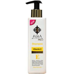 شامپو ویتامین ای مناسب انواع مو آدرا