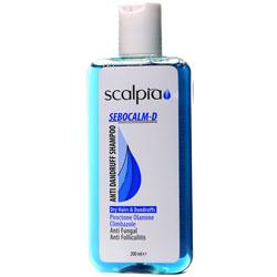 شامپو ضدشوره مناسب موهای خشک اسکالپیا