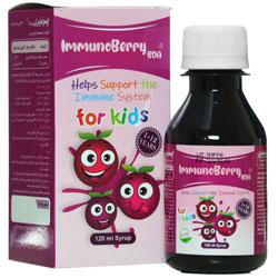 شربت ایمونوبری بی دی آ برای کودکان بهتا دارو