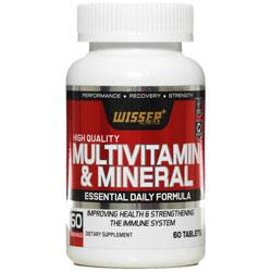 قرص مولتی ویتامین و مینرال ویثر ویثر نوتریشن
