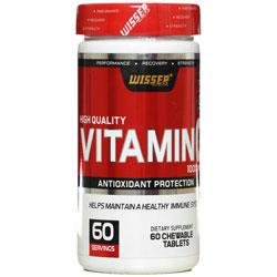 قرص جویدنی ویتامین سی ویثر 1000 میلی گرمی ویثر نوتریشن