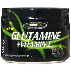 پودر گلوتامین پلاس ویتامین ث اپکس