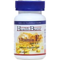 سافت ژل ویتامین ای 400 هلث برست