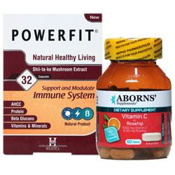 پک پاورفیت و ویتامین ث سبد ویژه
