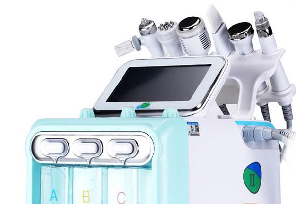 دستگاه هیدروفیشیال 7 کاره نیوفیس 2021