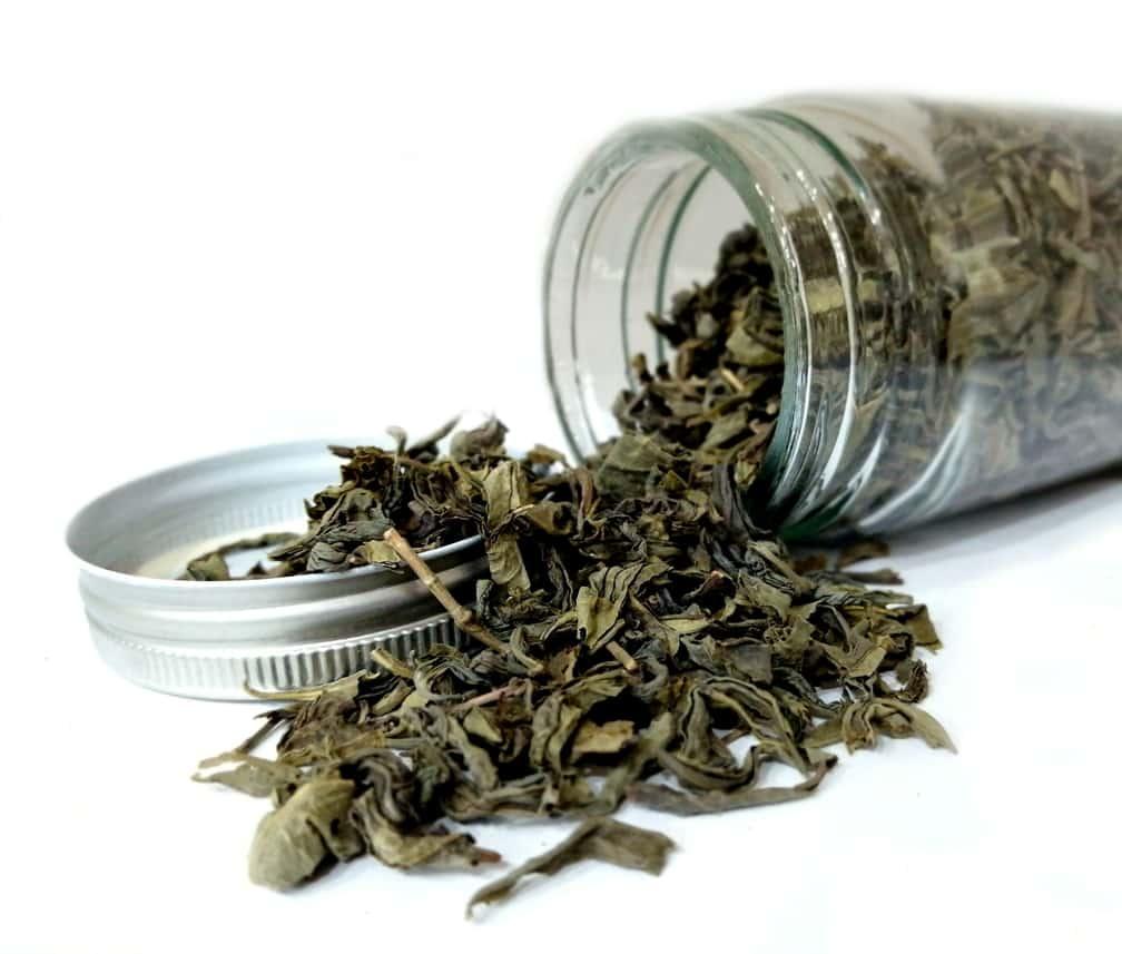 چای سبز ممتاز 100 گرمی