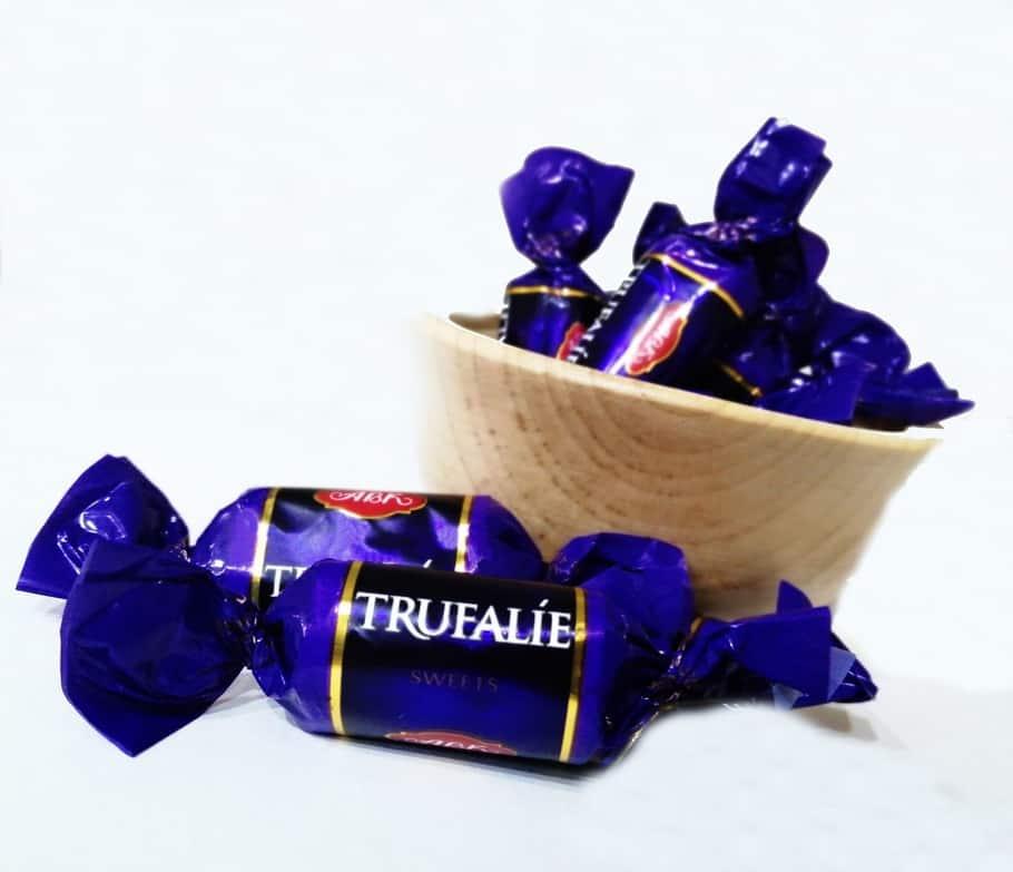 ترافل شکلاتی