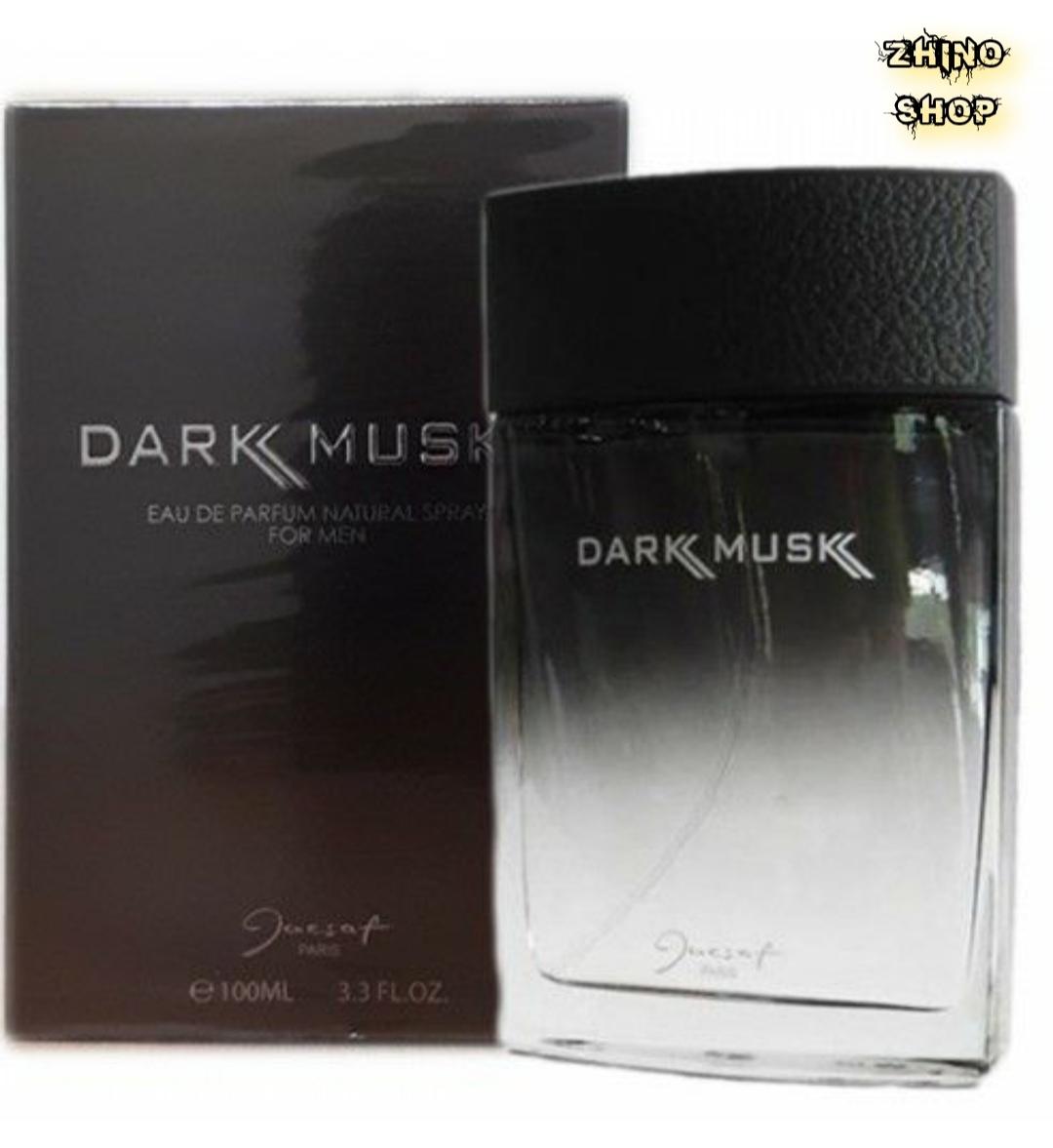 ادکلن ژک ساف دارک ماسک Jacsaf Dark Musk