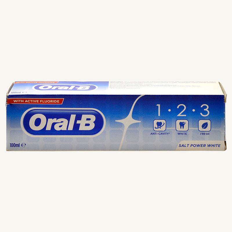 خمیر دندان اورال بی