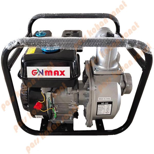 موتور پمپ بنزینی مدل Gx160