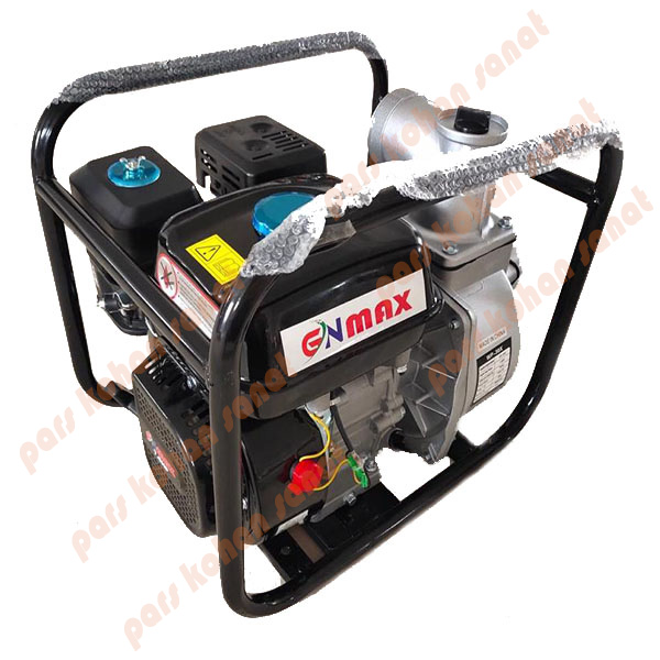 موتور پمپ بنزینی جی ان مکس کد7