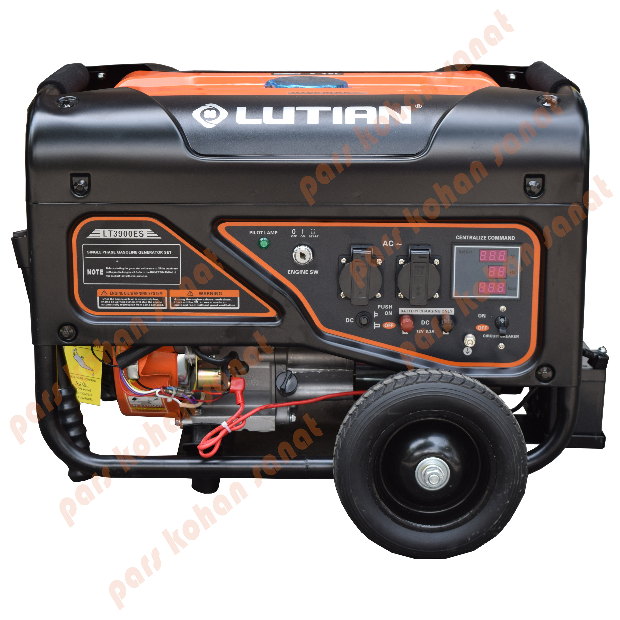 موتور برق لوتیان LT3900ES