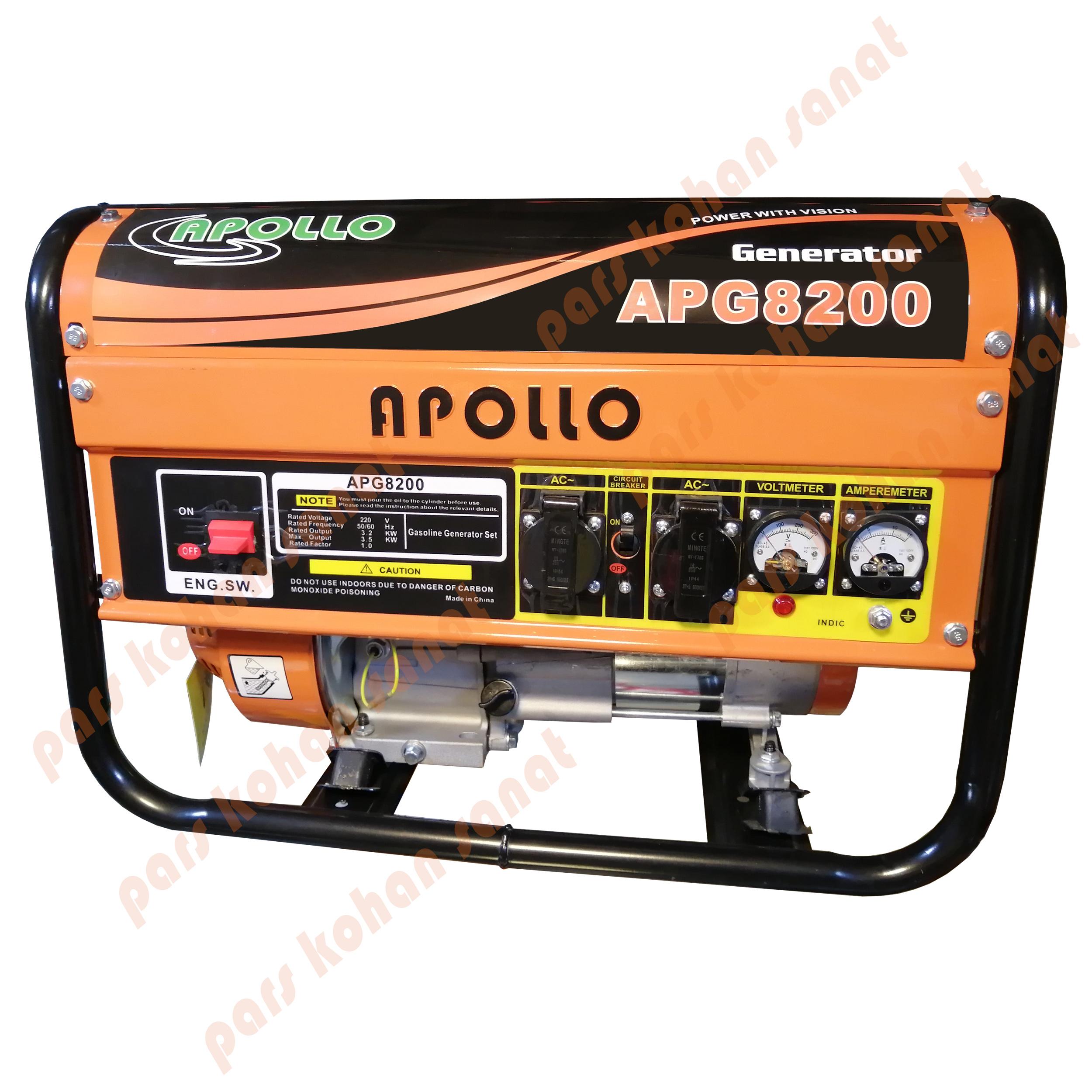 موتور برق آپلو مدل APG8200