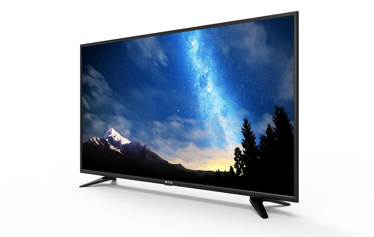 تلویزیون 49 اینچ هوشمند آر تی سی مدل 49SM5410