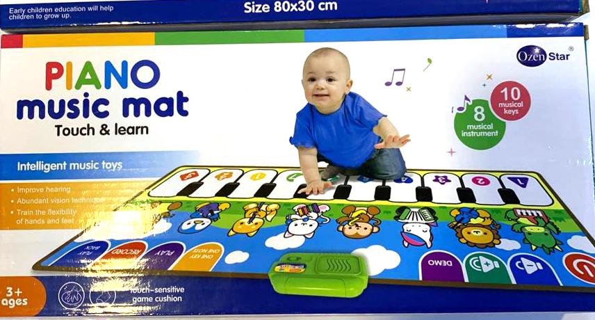 پیانو فرشی کودک موزیکال