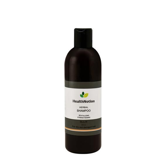 شامپو گیاهی مناسب موهای خشک و آسیبدیده الیکس