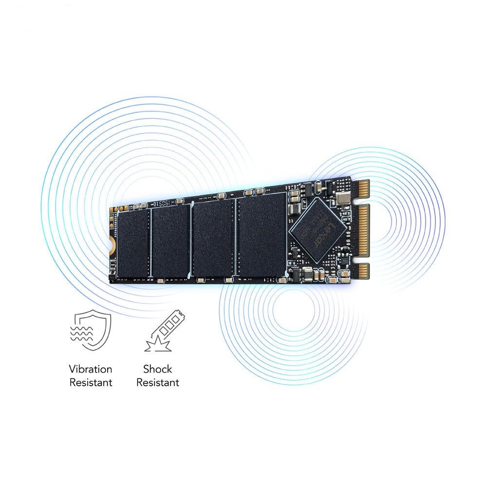 Lexar NM100 M.2 2280 Internal SSD 256GB
