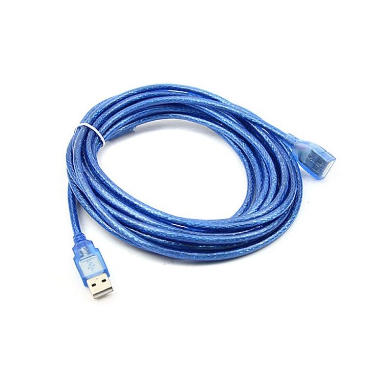 کابل افزایش طول شیلددار GREAT USB 5M