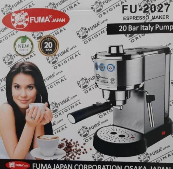 اسپرسو ساز /قهوه ساز مدل 2027 جدید اصل فوما ژاپن