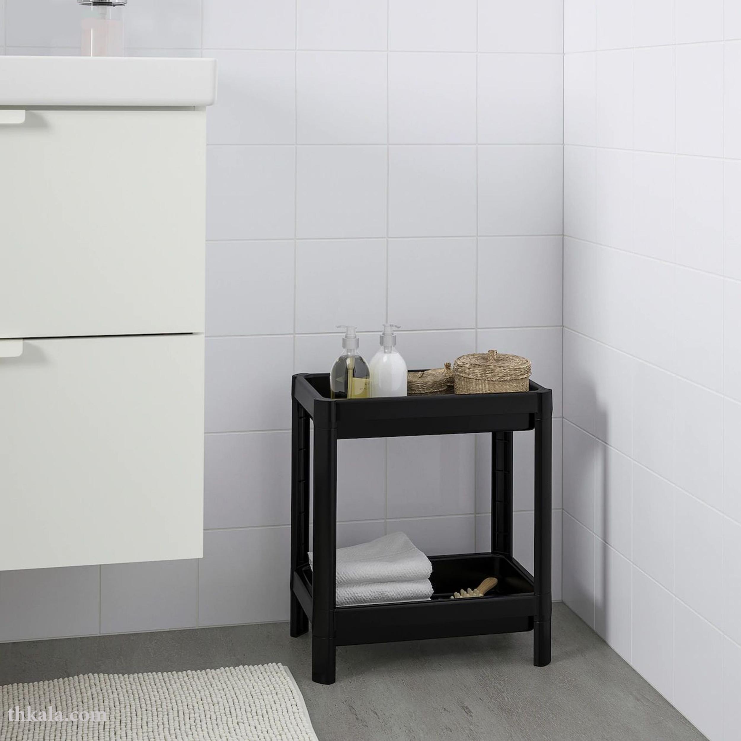 شلف حمام 2 طبقه مدل IK11