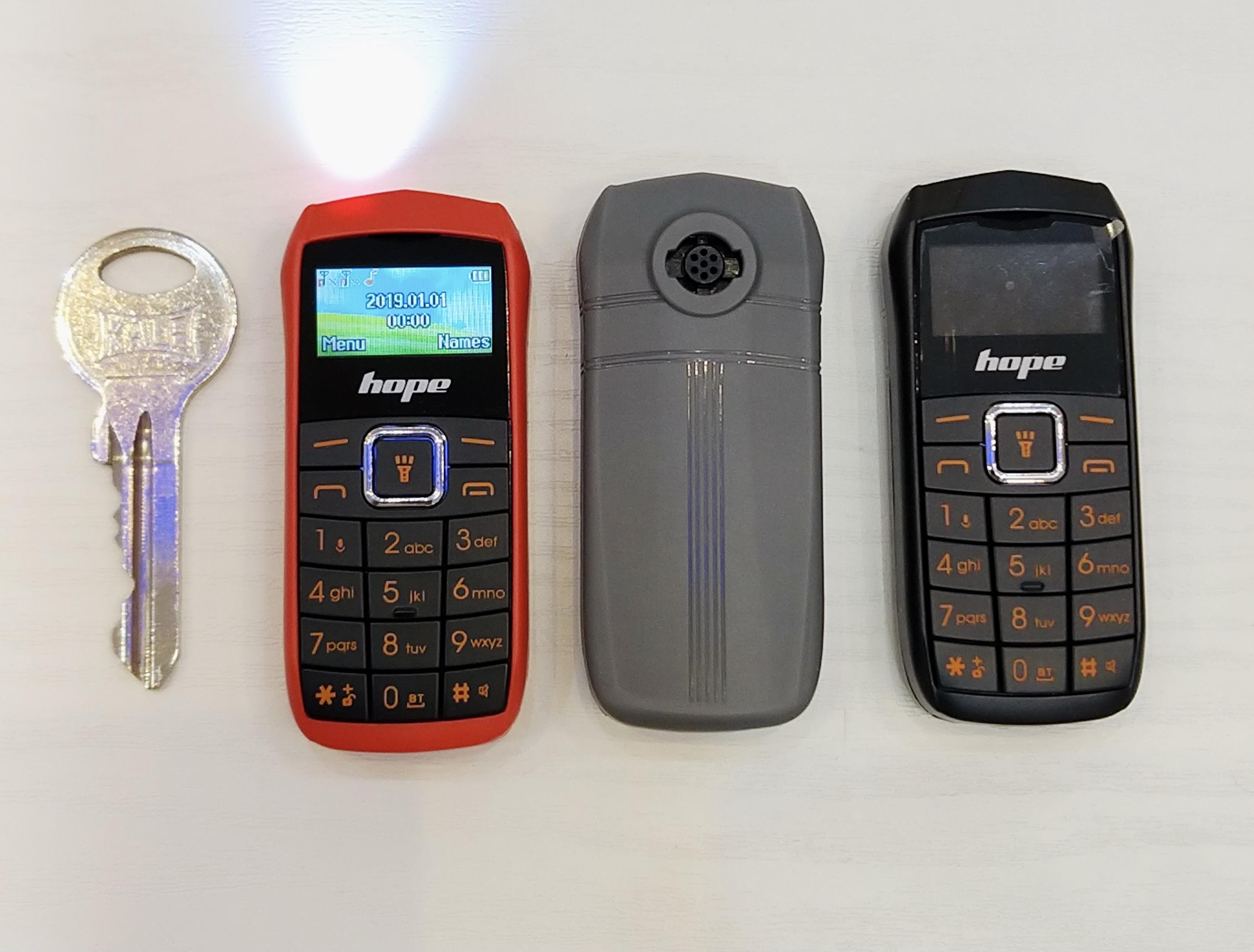 مینی موبایل m20هوپ